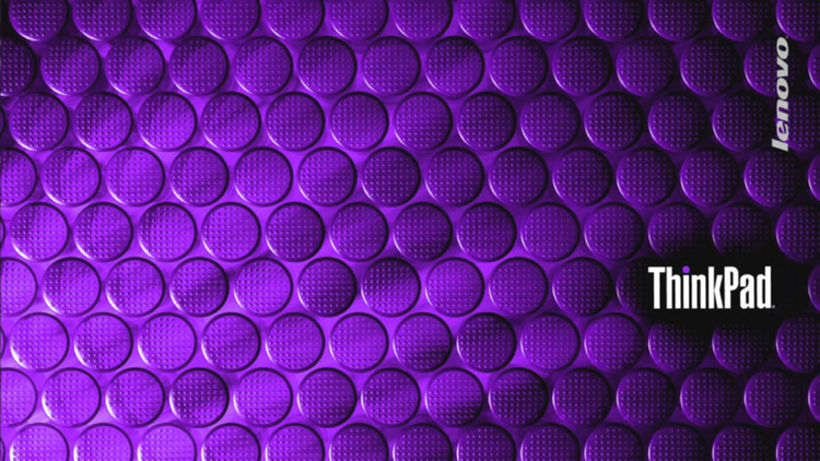 Purple lenovo wallpaper