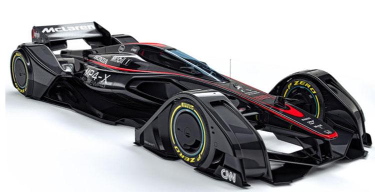McLaren X