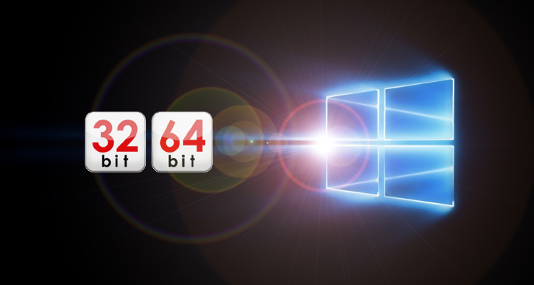 32bit  or 64 bit windows