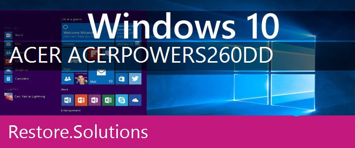 Acer AcerPower S260 Windows 10