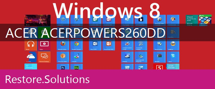 Acer AcerPower S260 Windows 8
