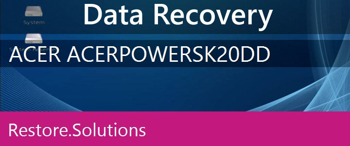 Acer AcerPower SK20 Data Recovery
