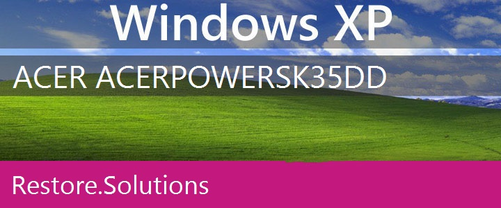 Acer AcerPower SK35 Windows XP