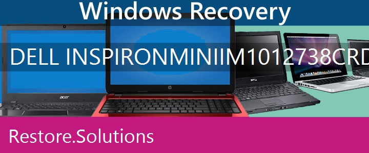 Dell Inspiron Mini iM1012-738CRD Netbook recovery