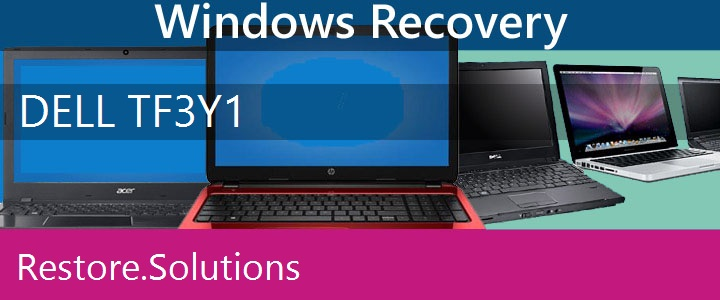 Dell TF3Y1 Netbook recovery