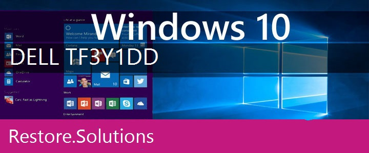 Dell TF3Y1 Windows 10
