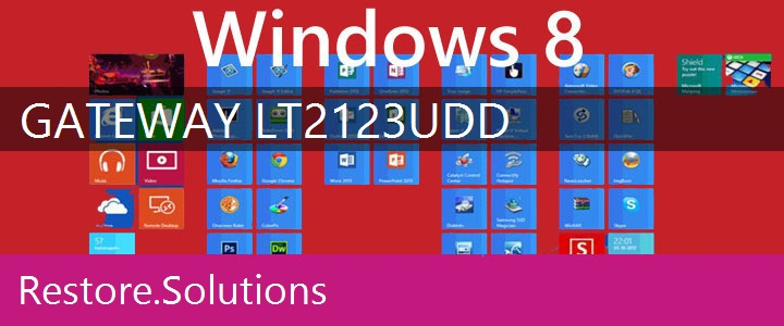 Gateway LT2123u Windows 8