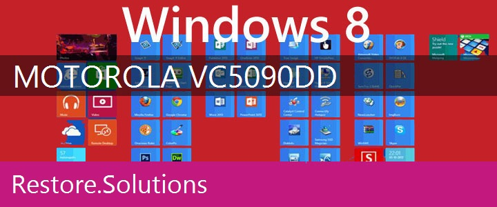 Motorola VC5090 Windows 8