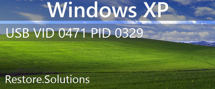 USB\VID_0471&PID_0329 Windows XP Drivers