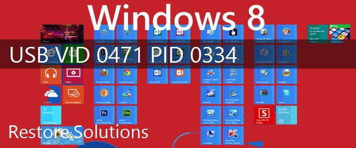 USB\VID_0471&PID_0334 Windows 8 Drivers