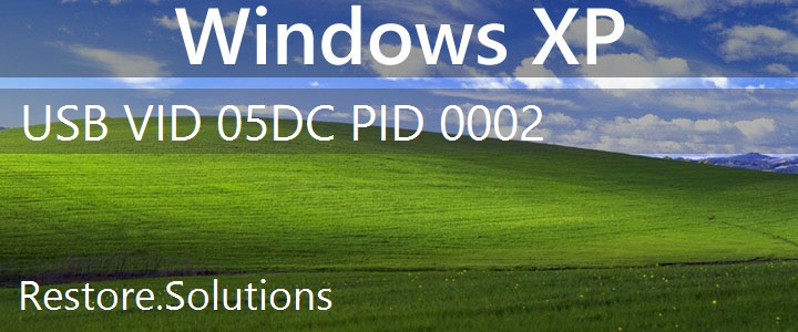 USB\VID_05DC&PID_0002 Windows XP Drivers
