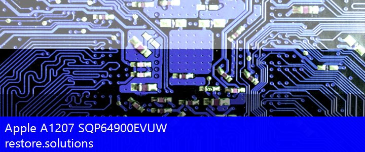 Apple® A1207-SQP64900EVUW ISO