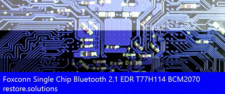 Foxconn Single Chip Bluetooth 2.1 EDR (T77H114 BCM2070)