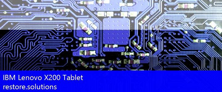 lenovo x200 tablet drivers