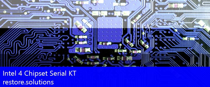 Intel® 4 Chipset Serial KT System PCI\VEN_8086&DEV_2E37 Drivers