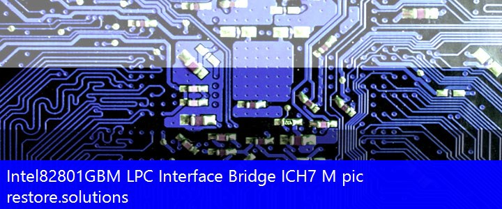 Intel 82801GBM LPC Interface Bridge (ICH7 M) System Driver