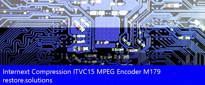 Internext Compression ITVC15 MPEG Encoder M179