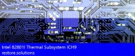 Intel 82801I Thermal Subsystem (ICH9)  Driver | Windows® 8.1 & 8 7 Vista XP