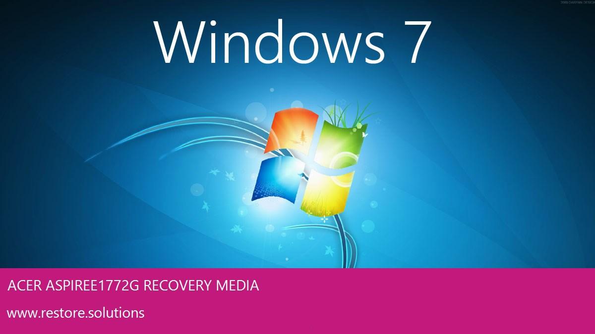 Aspire e1-772g драйвера на windows 7