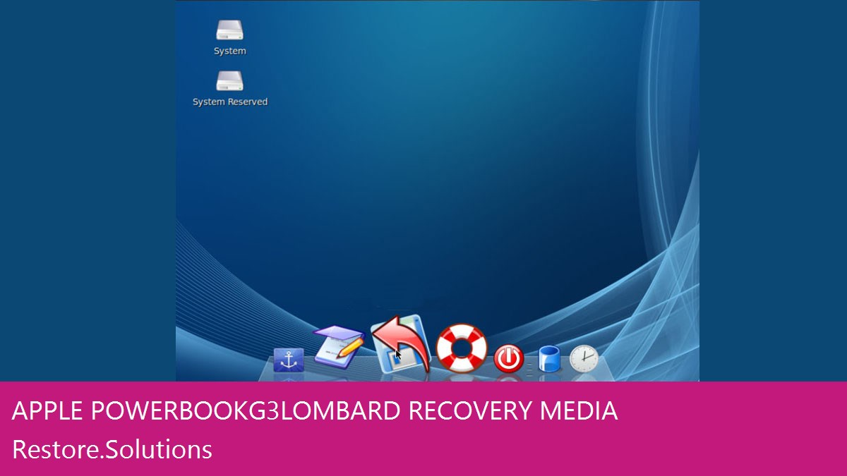 Apple PowerBook G3 Lombard data recovery