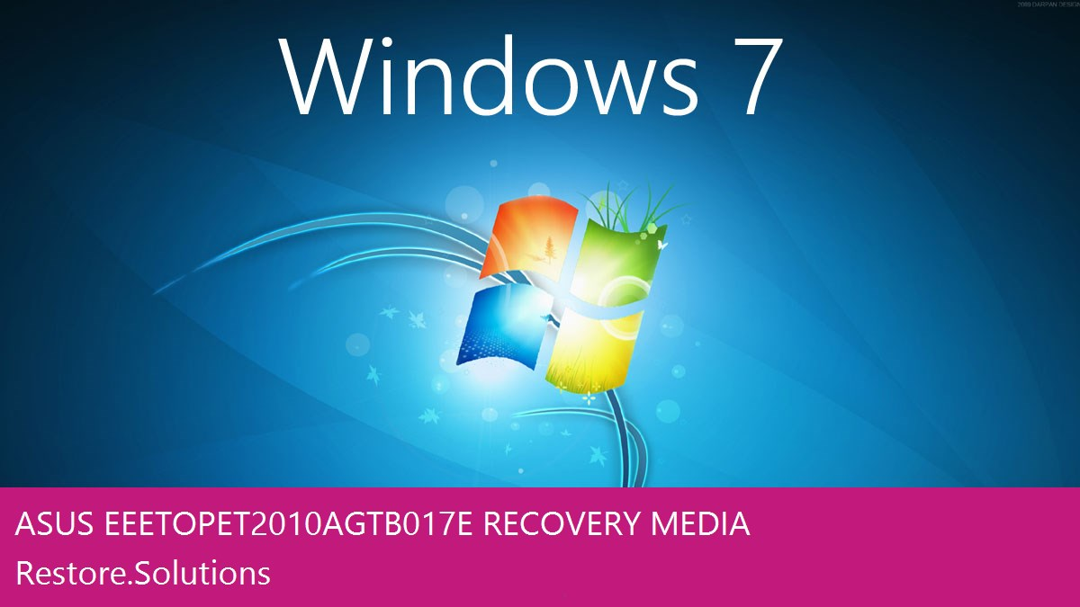 Asus Eeetop Et2010agt-b017e Windows® 7 screen shot
